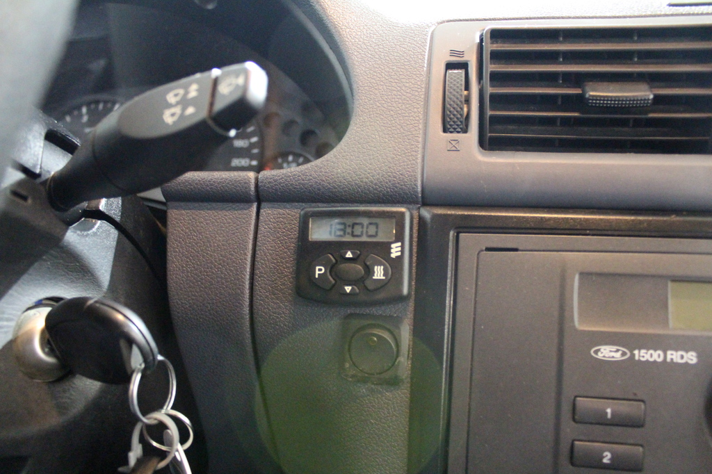 Ford TRANSIT CONNECT, 1.8 TDCi #ALV.väh kelpoinen #Suomi-auto #Webasto