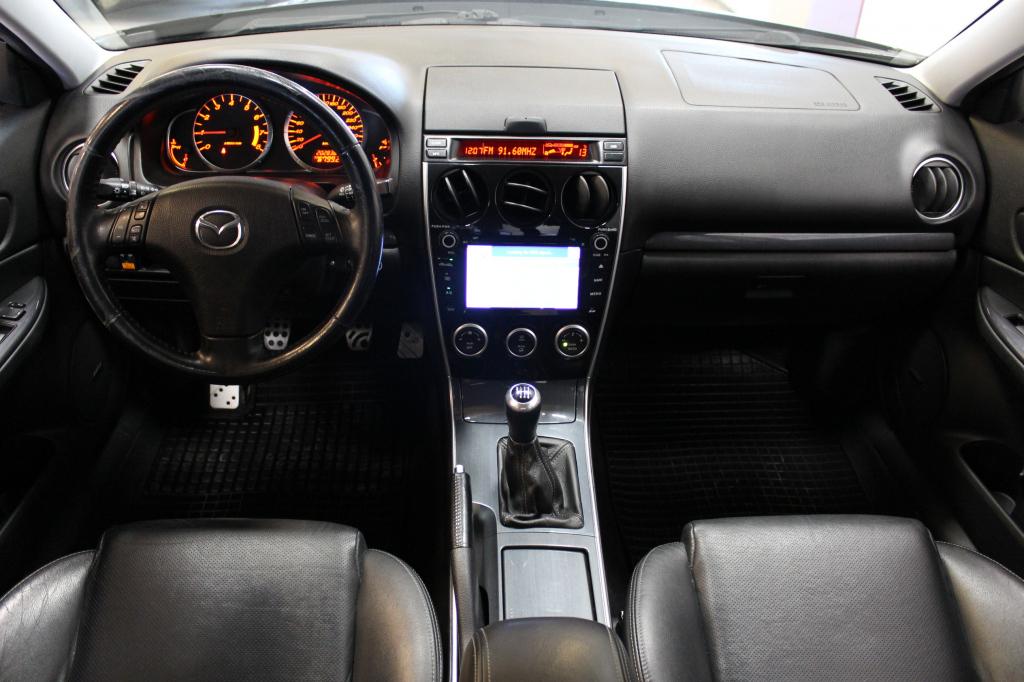 Mazda 6, 2,3 DISI MPS Business 260Hv #Neliveto #Nahkapenkit