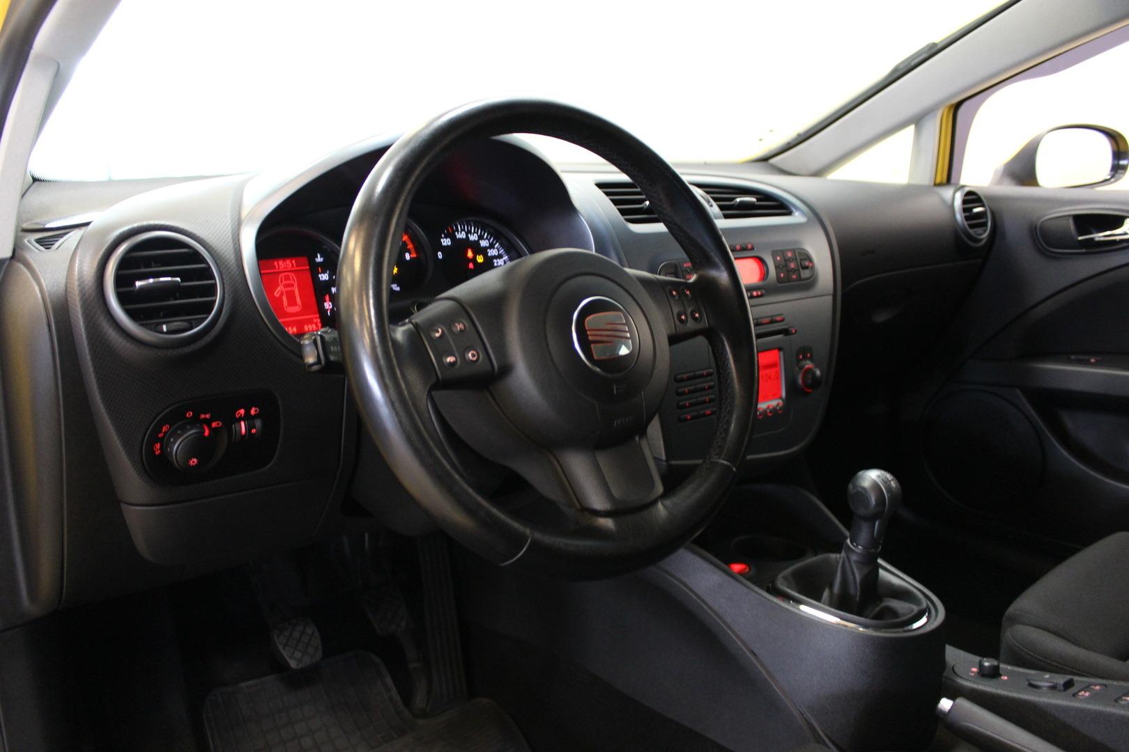 Seat Leon, 1.8TFSI 160Hp **Pirteä** #Siistikuntoinen #Sporttipenkit