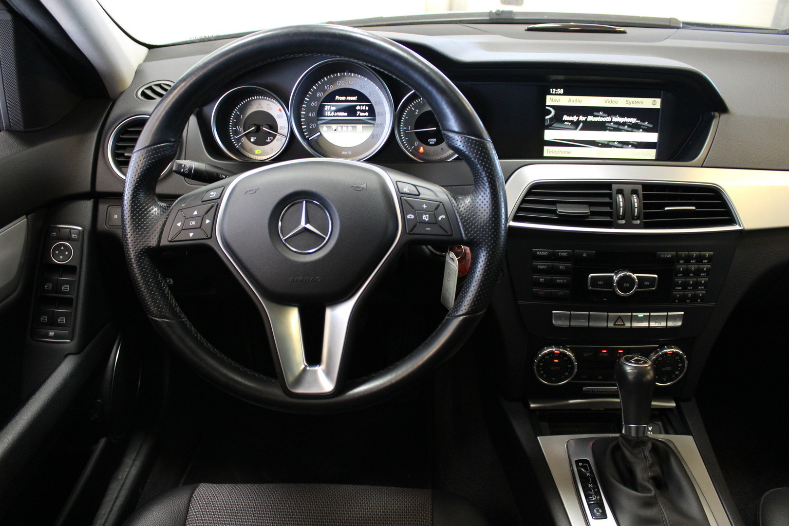 Mercedes-Benz C, 220 CDI Avantgarde #Siisti #Navigointi #Bluetooth