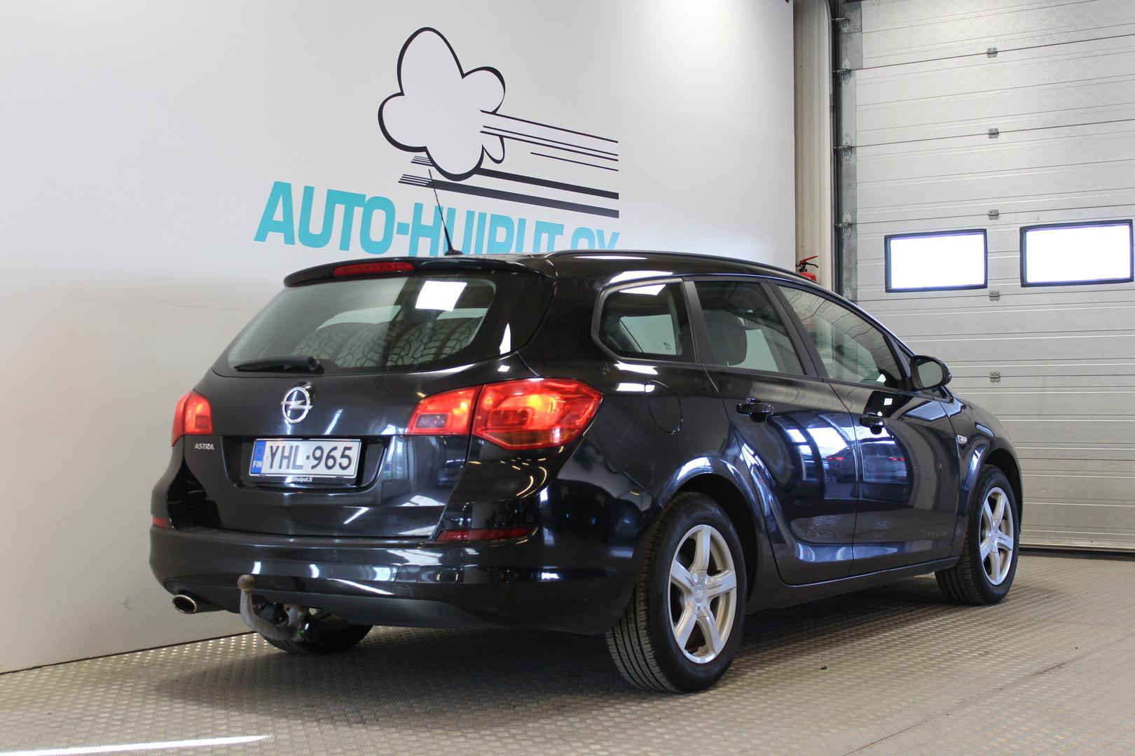 Opel Astra, Sport Tourer Enjoy 1,4 Turbo #Ratinlämmitin #Koukku #Aux **Käsiraha alk.0e**