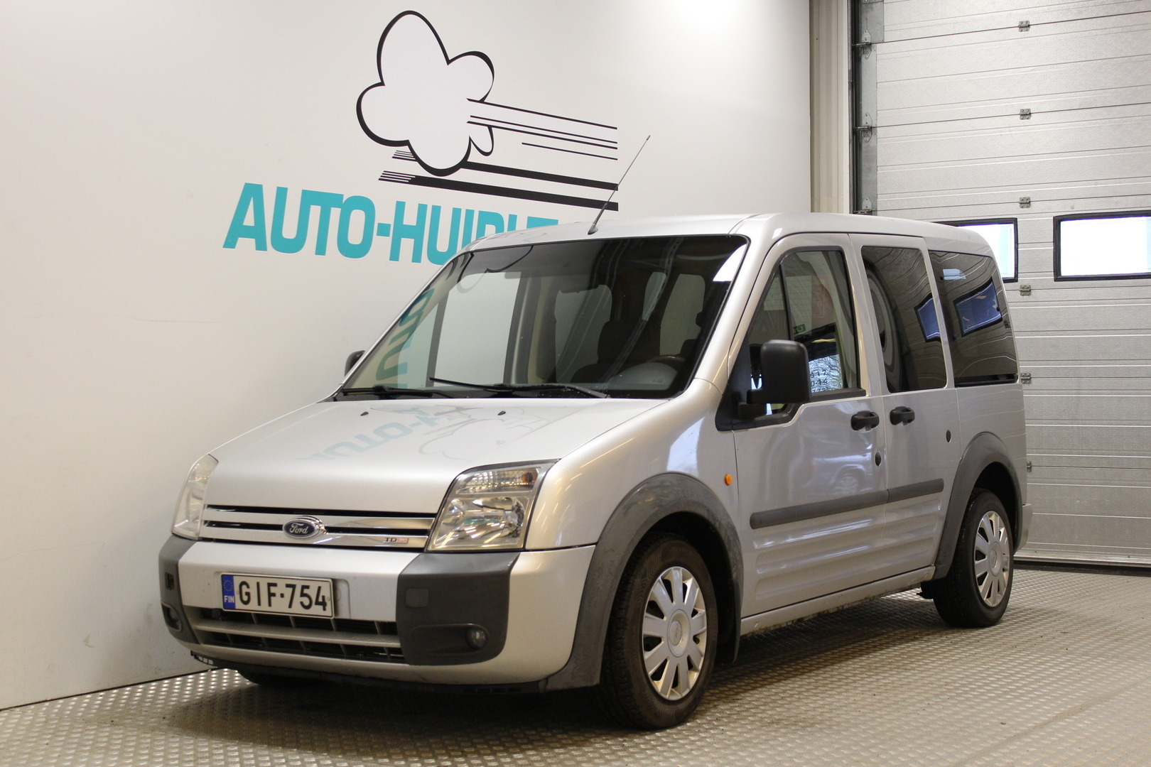 Ford Tourneo Connect, 1.8TDCI 110hv #Suomi-auto #Webasto #5-paikkainen