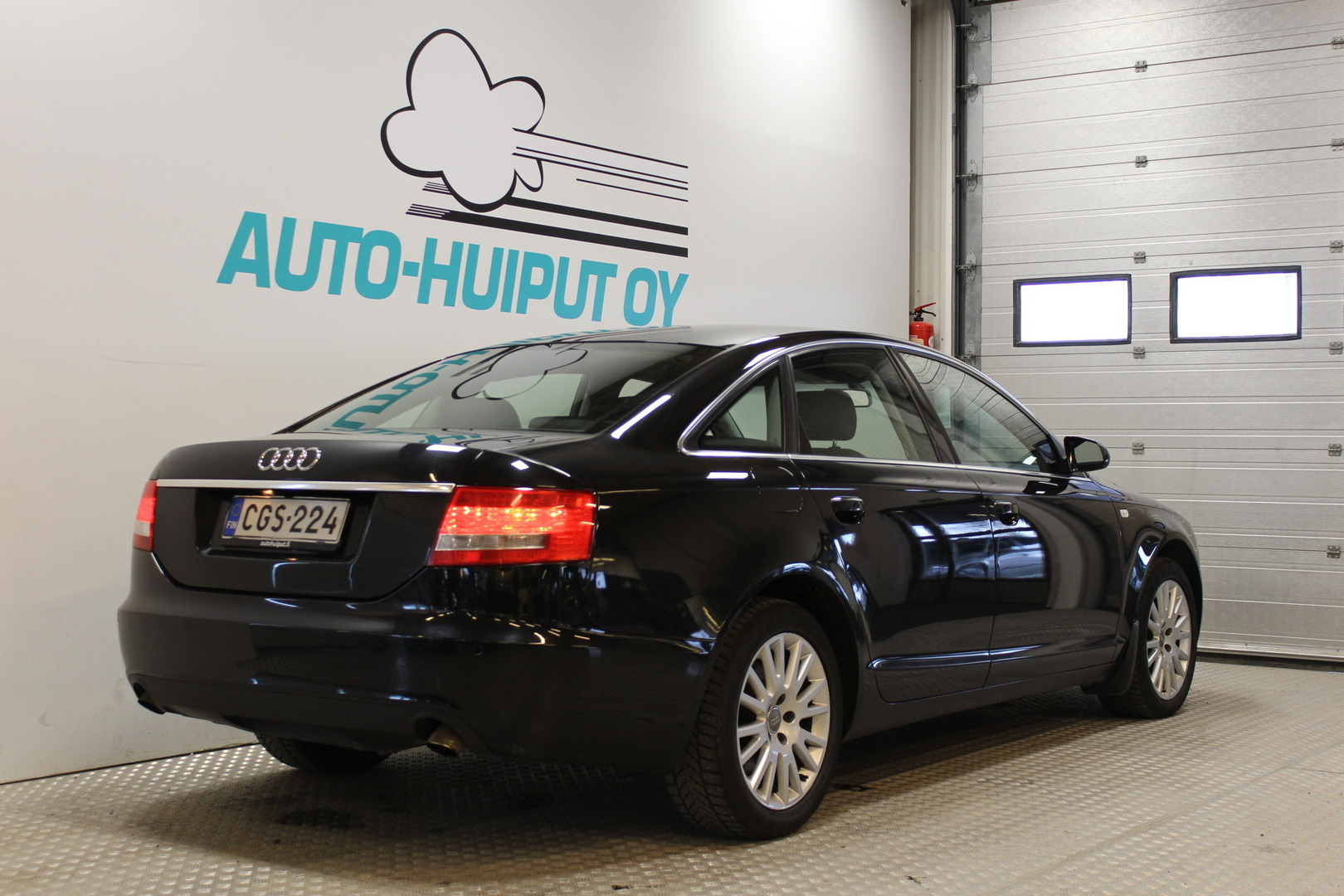 Audi A6, 2.0TDI 140hv #Juuri Katsastettu #Suomi-auto #Xenonit #Automaatti **Käsiraha alk.0e**