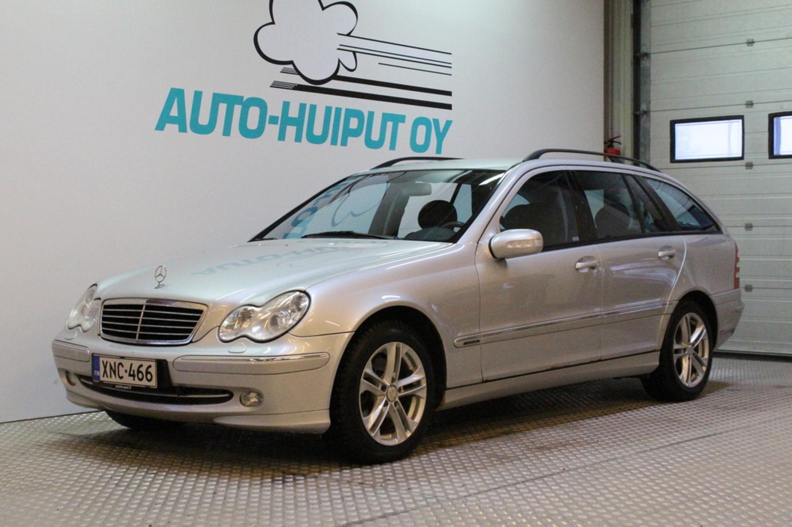 Mercedes-Benz C, 320 4MATIC Avantgarde #Nahkapenkit #Neliveto #Xenonit**Käsiraha alk.0e**