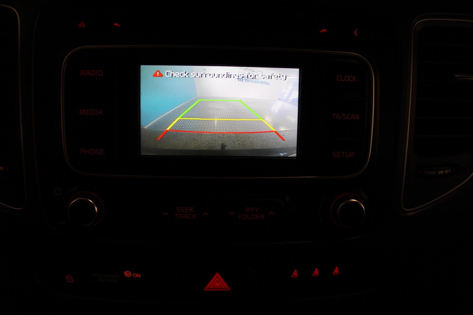 Kia Carens, 1,7 CRDi EX EcoDynamics #Huippuvarusteet! #Webasto! #Bluetooth!