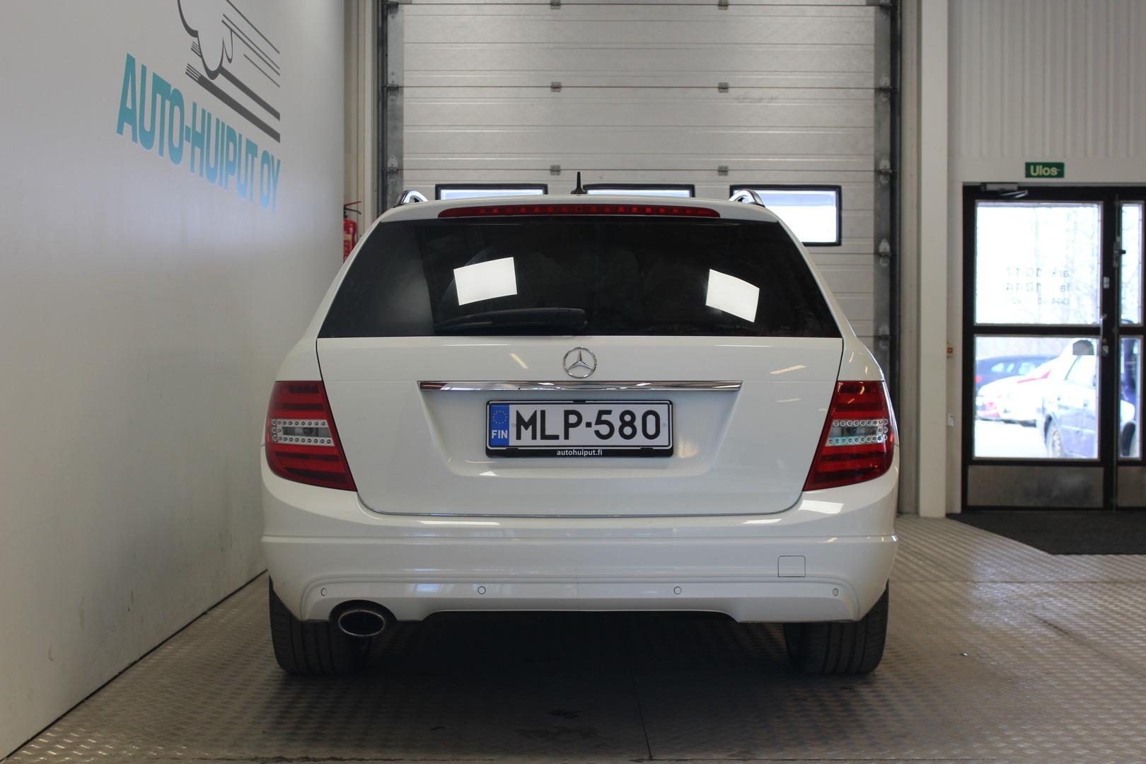 Mercedes-Benz C, 250 CDI 4MATIC 204hv Facelift #Huippusiisti #Neliveto #Webasto Harman/kardon