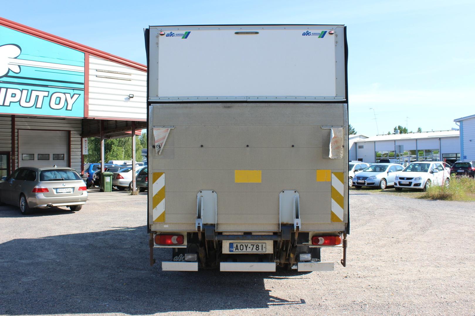 Renault Mascott 160-6.5T-54ANA7/413, 3.0dCi #Webasto #Perälautanostin