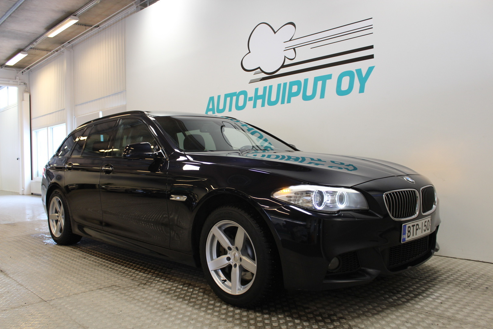 BMW 525D, TwinPower Turbo A xDrive F11 Touring M-Sport #Proffanavi #Panorama