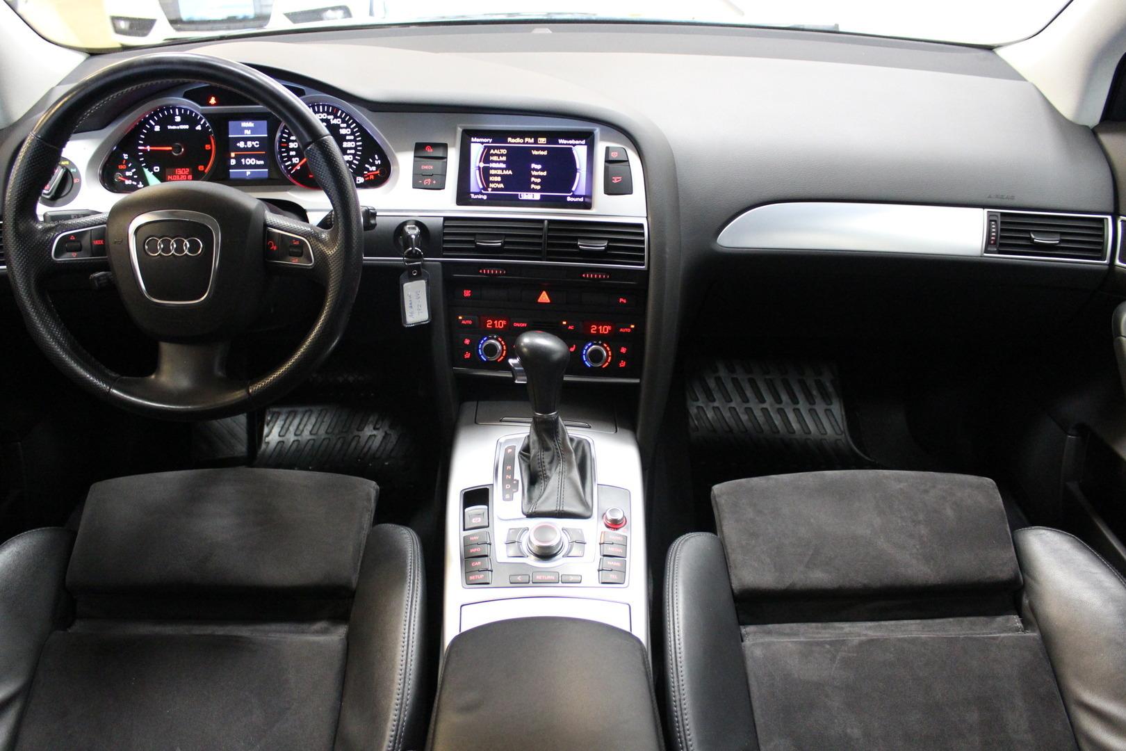 Audi A6, 2,0 TDI 125kw S-line Business Plus **Sport-istuimet #Suomi-auto #Hyvin varusteltu