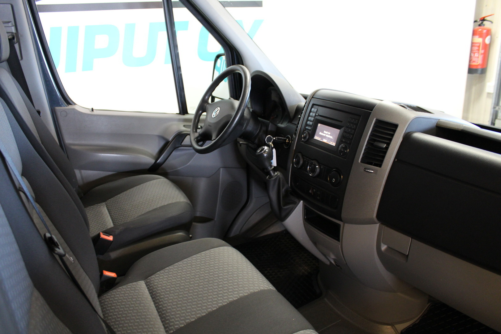 Volkswagen Crafter, 35 umpipakettiauto Black 2,0 TDI 100 kW, korkea, 3665