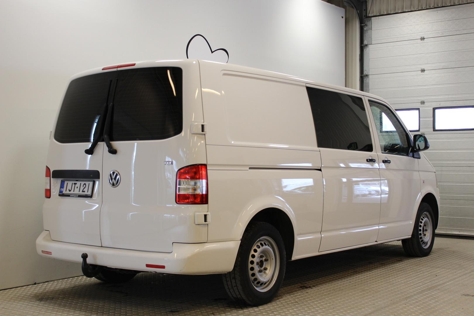Volkswagen Transporter, umpipakettiauto pitkä 2,0 TDI 103 kW **Juuri tullut** #Webasto