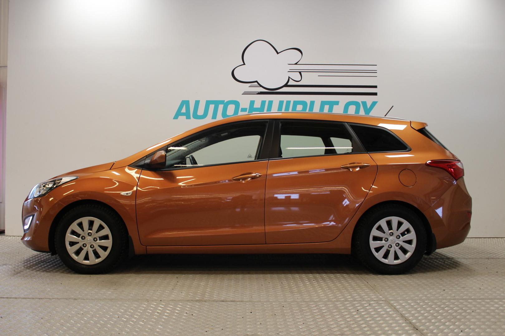 Hyundai i30 Wagon, 1,4 6MT ISG Classic #Vähän ajettu #Takuu #1-Omisteinen
