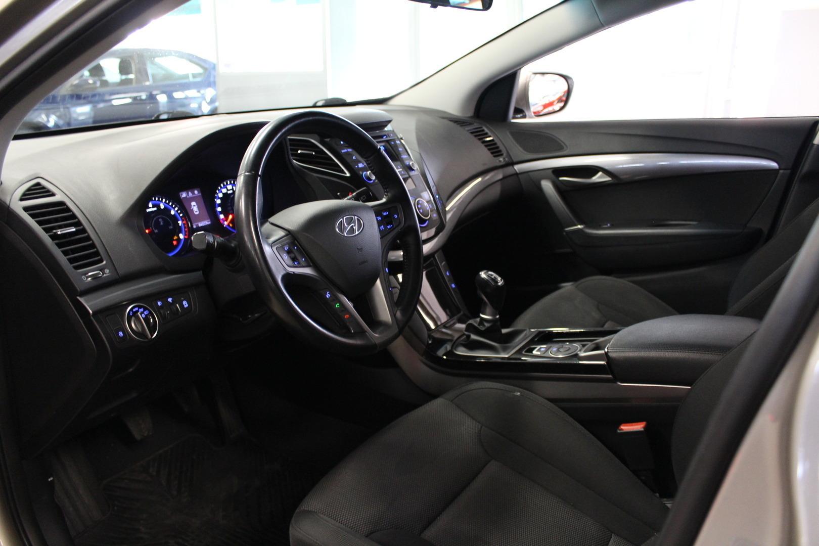 Hyundai i40 Wagon, 1,6 ISG Classic #Huippusiisti #Led-ajovalot #Kotiin toimitettuna