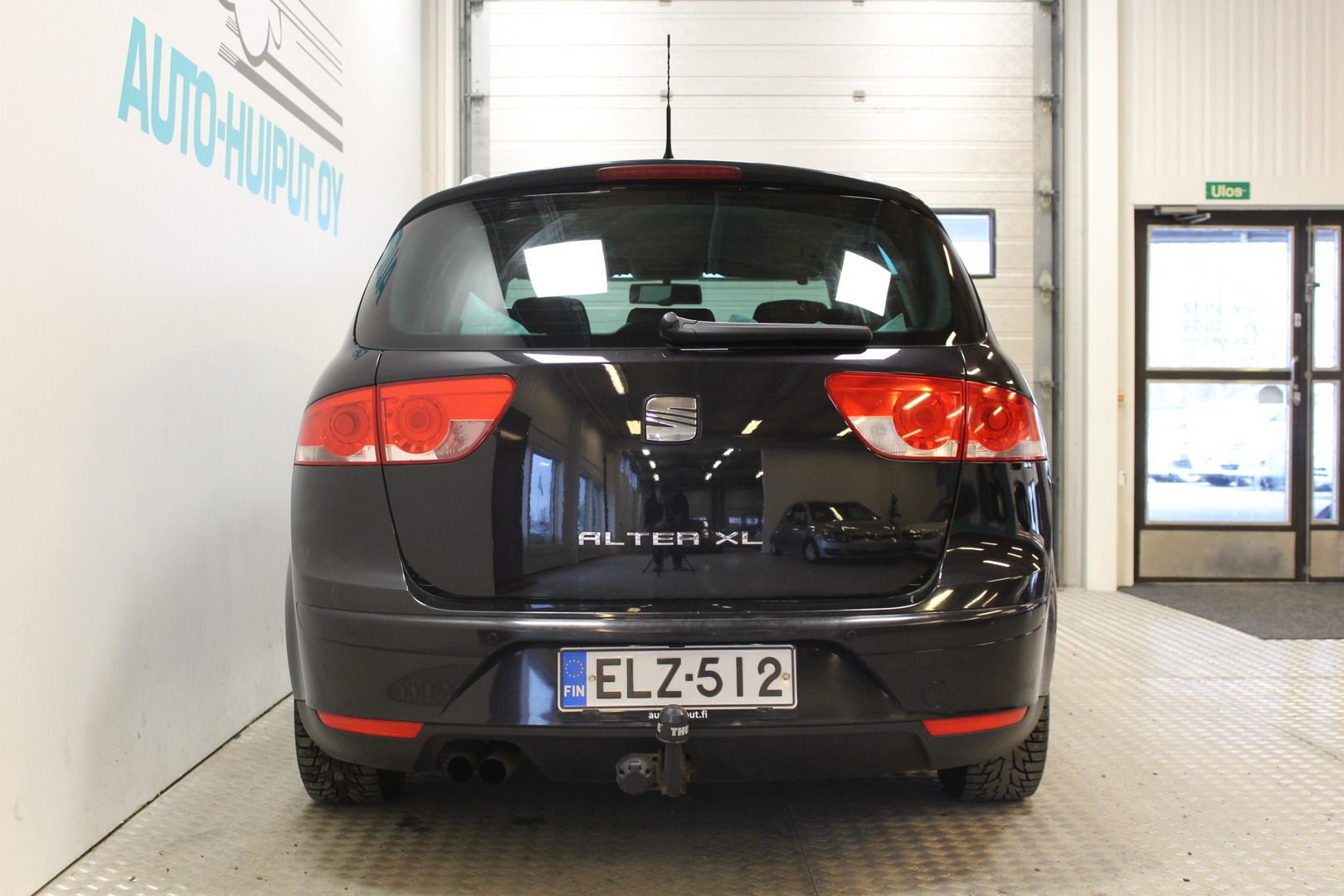 Seat Altea XL, 1,8 TSI Style #Navi #Bluetooth