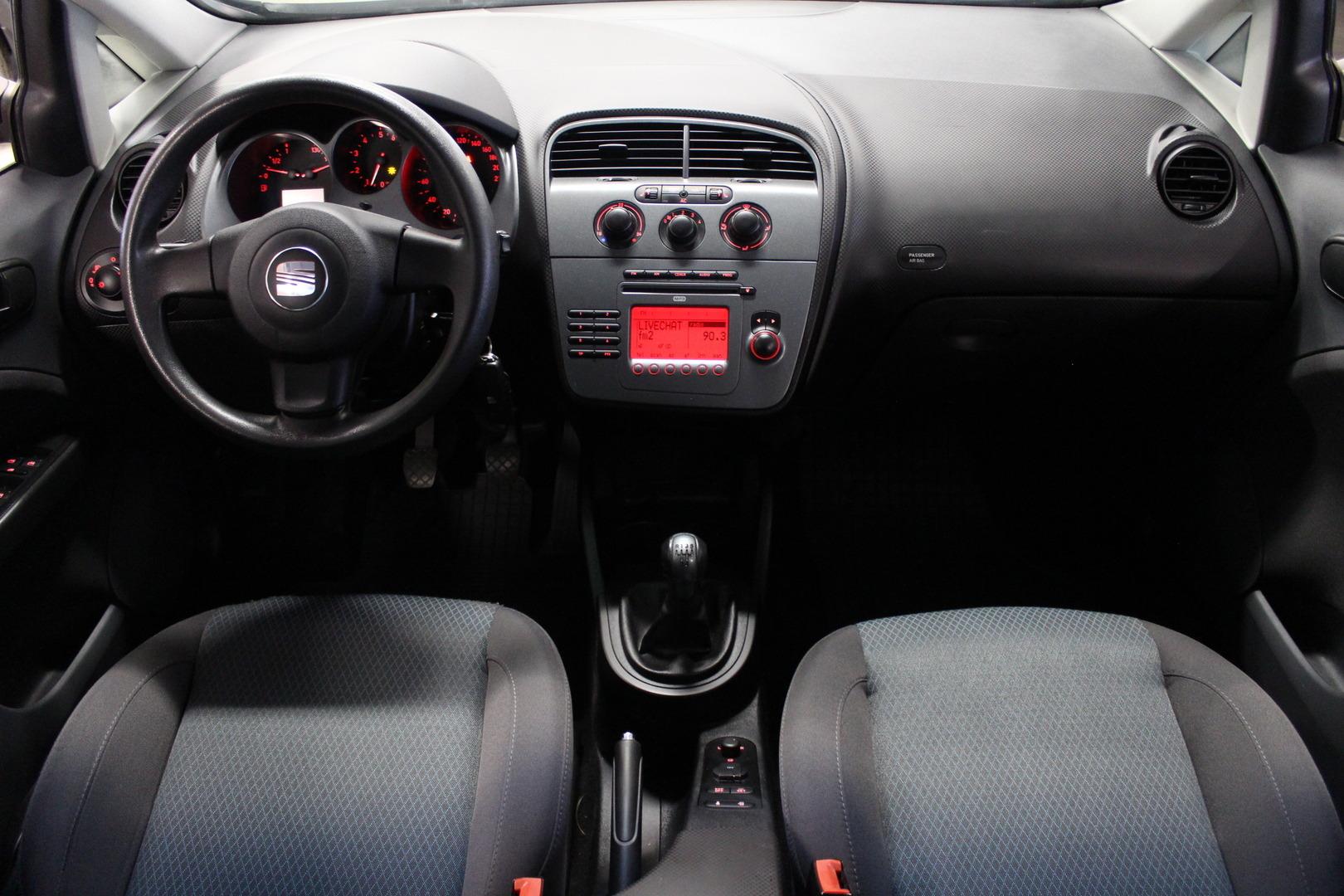 Seat ALTEA XL, 1.6 #Hyvin pidetty #Järkevä #Suomi-auto