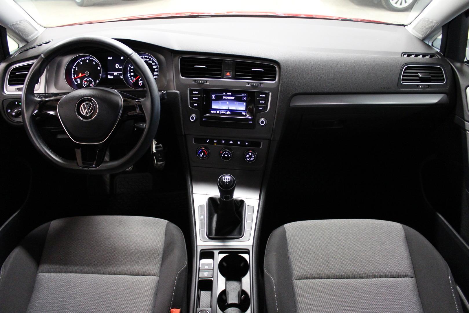 Volkswagen Golf, Variant Luxline 1,2 TSI #1-Omisteinen **Juuri tullut** #Webasto #Huippusiisti