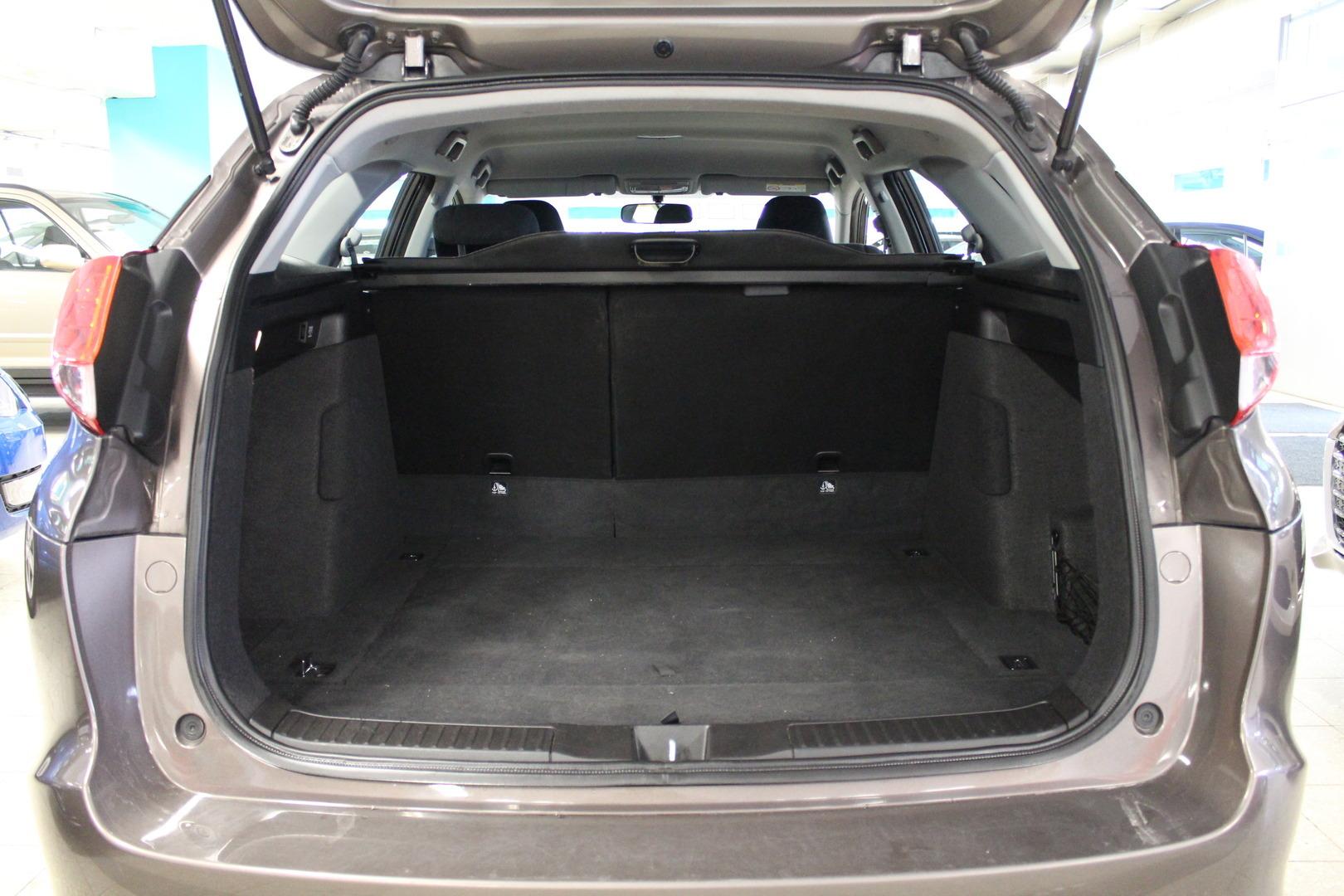 Honda Civic, Tourer Diesel 1,6 Comfort #1-omisteinen #Hyvin pidetty #Suomi-Auto