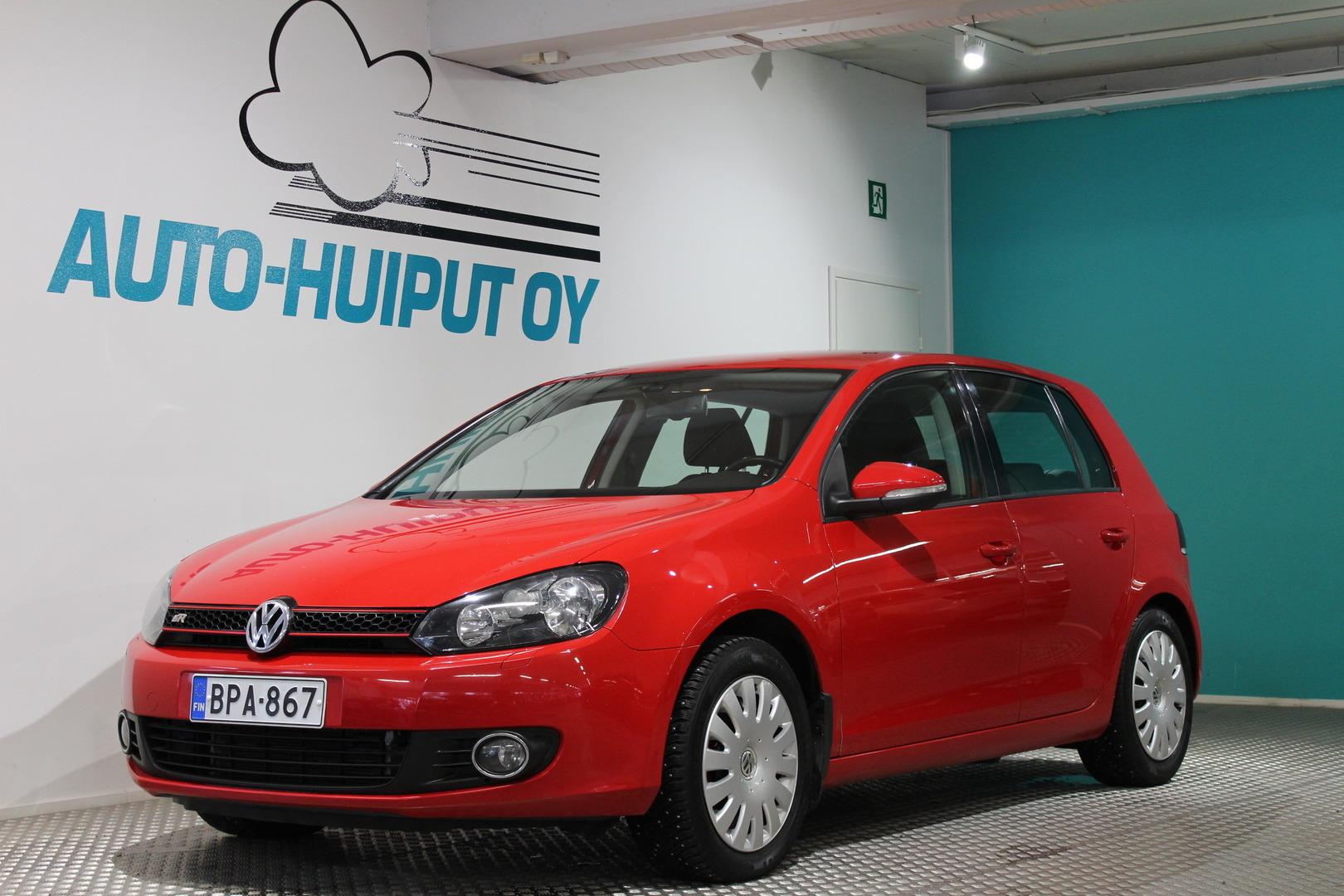 Volkswagen Golf, Comfortline 2,0 TDI 103 kW 4-Ovinen #Huippuhieno **Juuri tullut** #2-Omisteinen