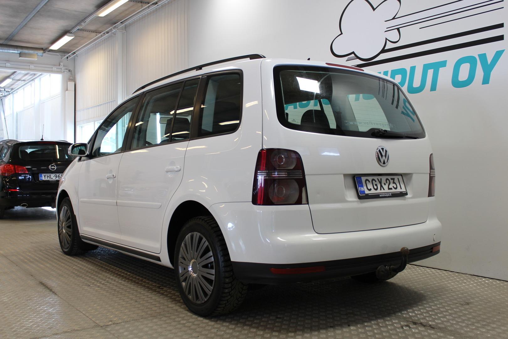 Volkswagen Touran, Trendline 1,9TDI 77 KW**Juuri tullut** #Webasto #Vakionopeudensäädin
