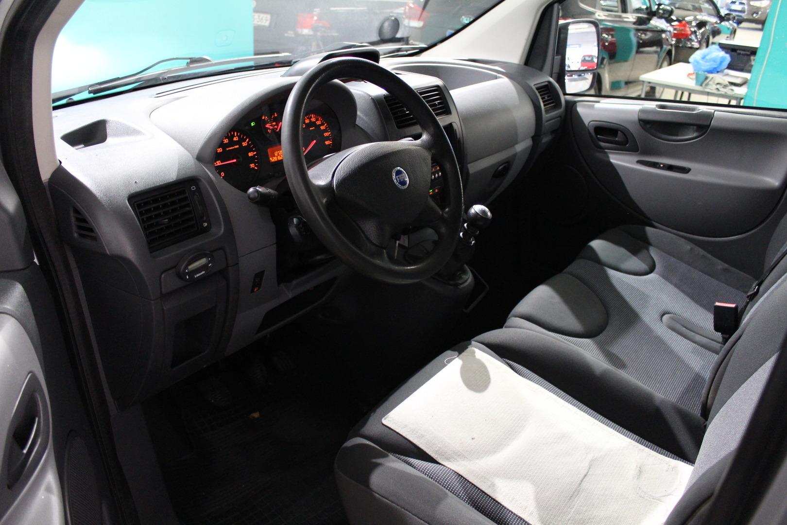 Fiat Scudo, 2.0 Multijet 120 hv #Jakohihna vaihdettu 242tkm/2017!