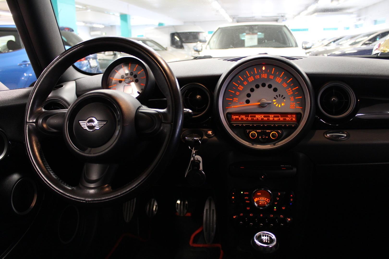 MINI Cooper S, R56 #Hyvin pidetty #Näyttävä #Peto ! *184Hv*