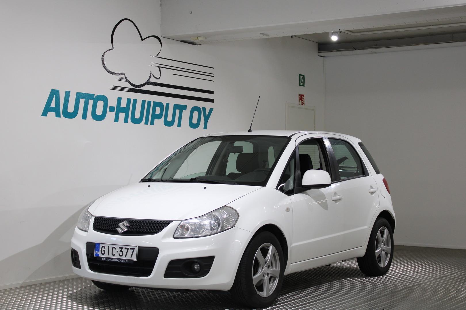 Suzuki SX4, 1,5 VVT CITY #Näppärä #Siistikuntoinen **Juuri Tullut**