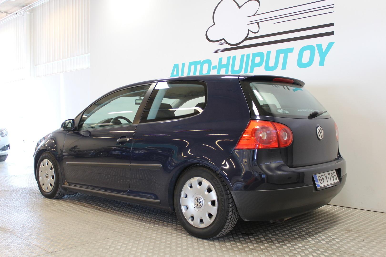 Volkswagen Golf, 1,4l HATCHBACK  **Juuri tullut** #Asiallinen #Juuri katsastettu