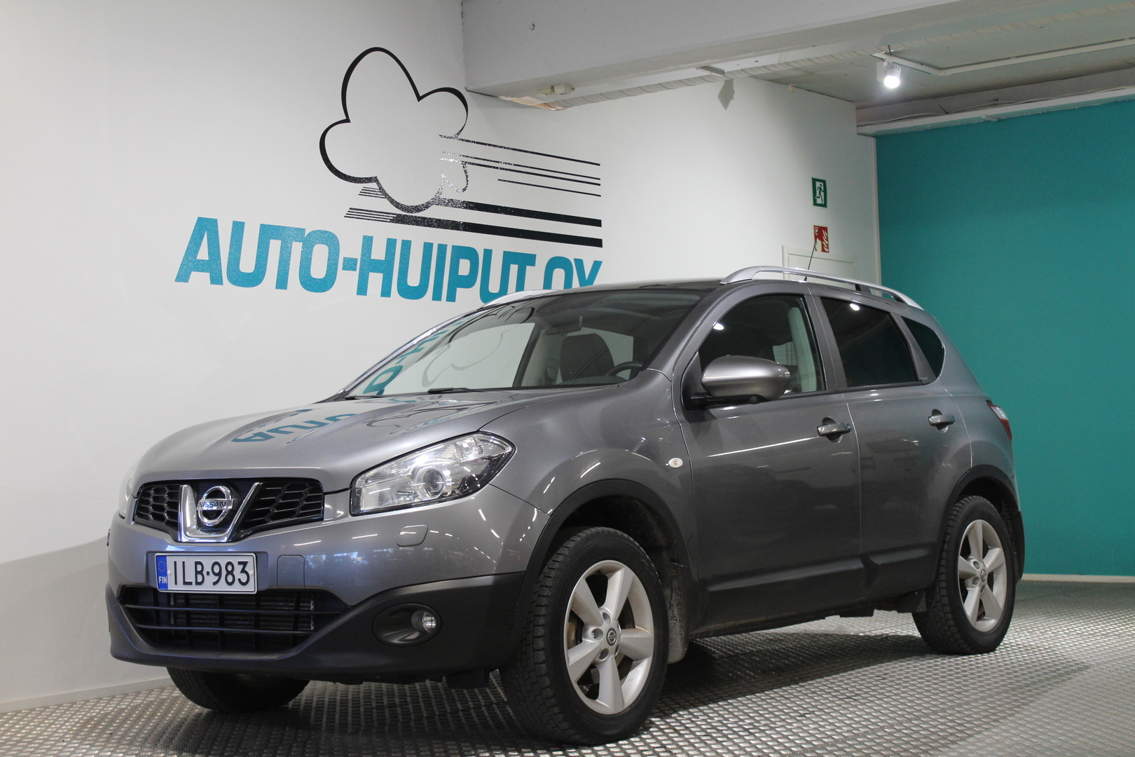 Nissan Qashqai, 16dCi s/s Tekna 4WD Elegance #Hirmu varusteet! #Nopeimmalle!