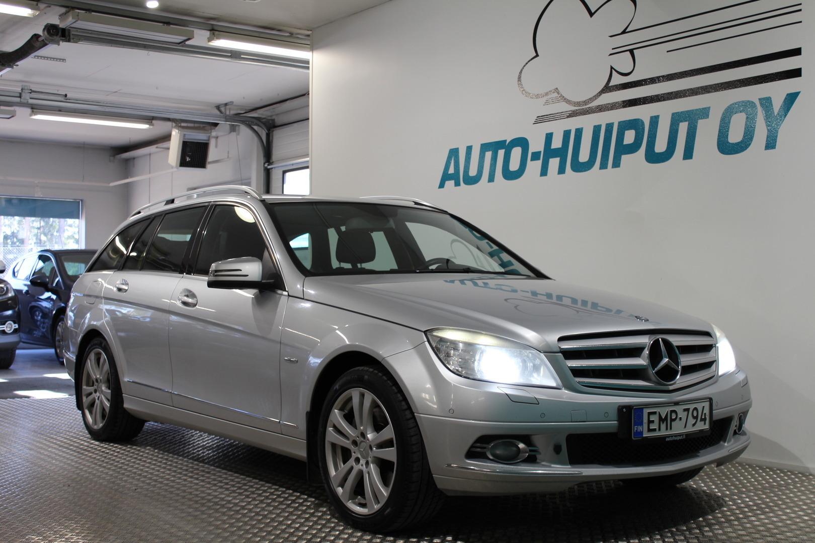 Mercedes-Benz C, 350 CDI T A Avantgarde 7G-Tronic #Todella hyvin pidetty #Hieno! #Voimakas