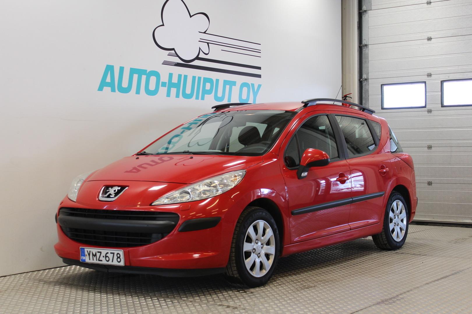 Peugeot 207, 1.6HDI 90 Wagon Trendy **Juuri tullut** #Edullinen käyttis #Vakionopeudensäädin