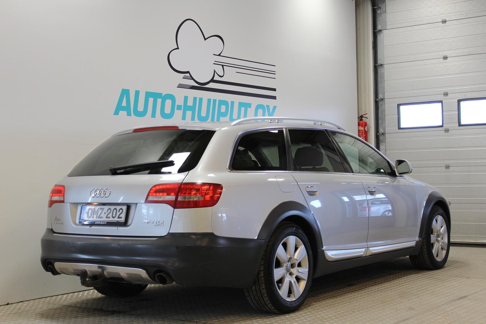 Audi A6 allroad quattro, 3,0 V6 TDI quattro tiptronic **Juuri tullut** #Suomi-auto #Sporttipenkit