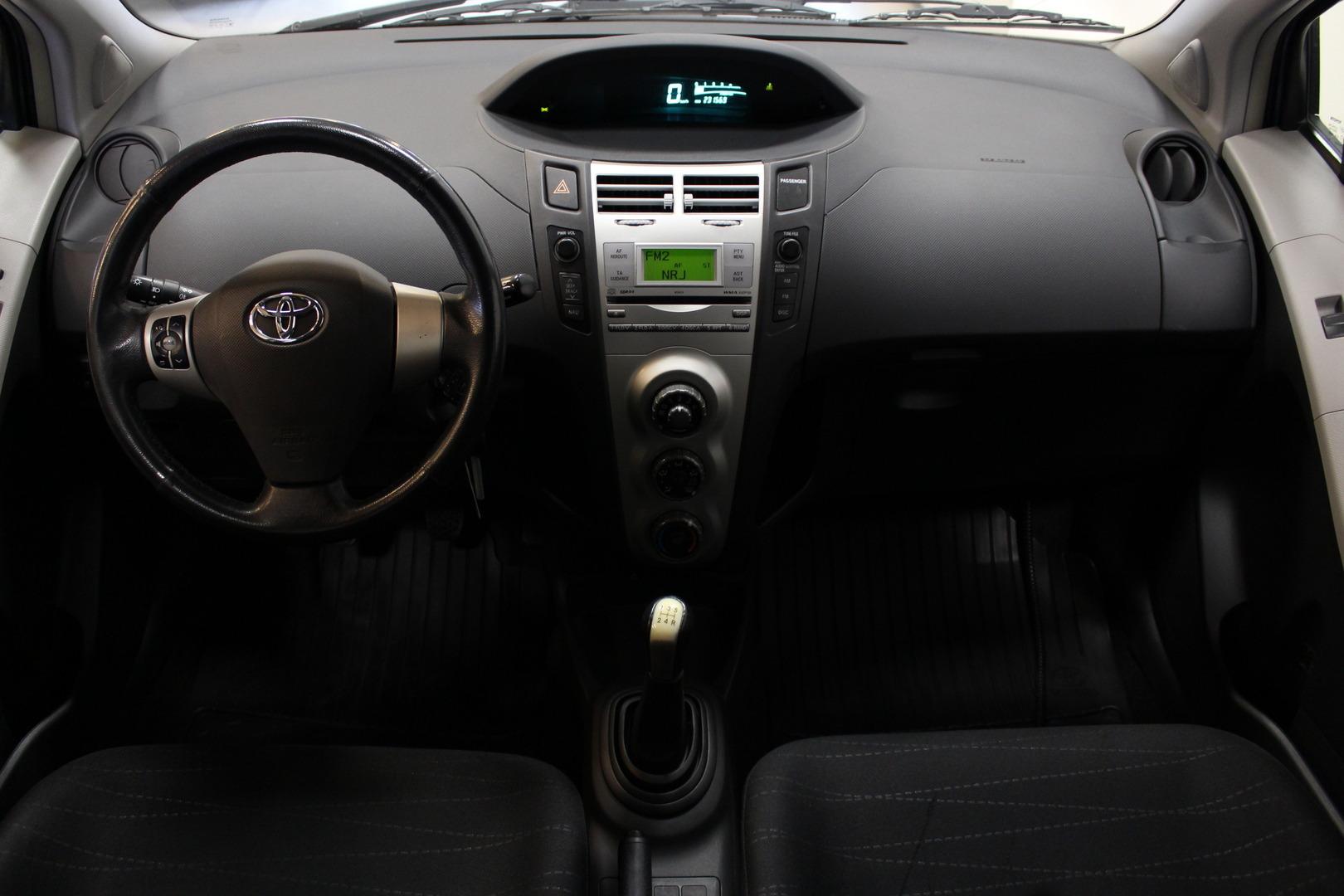 Toyota Yaris, 1.3l 5ov #Ilmastoitu #Asiallinen #Nopeimmalle