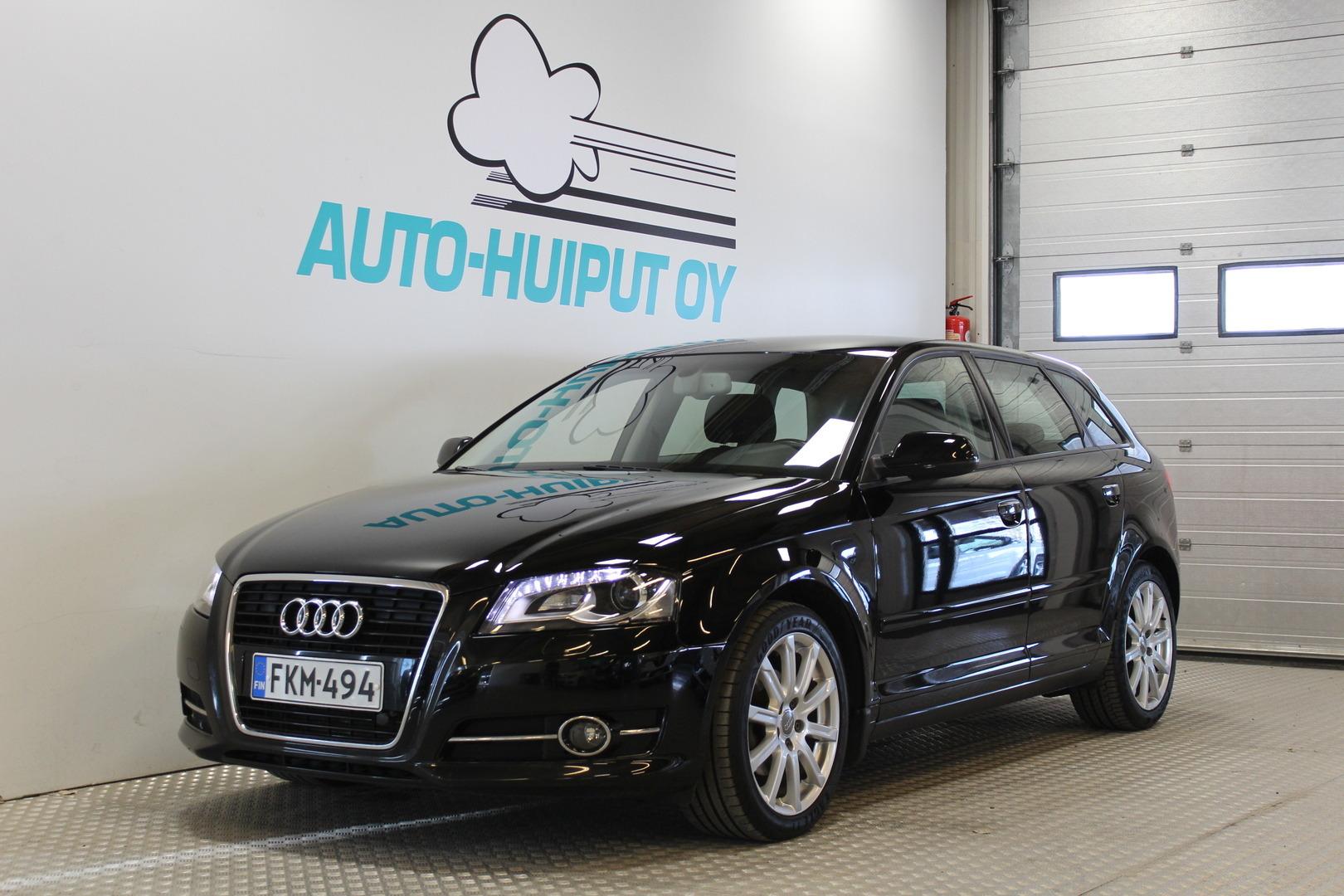 Audi A3, 1,6 TDI 77kw S-tronic Sline Business **Juuri tullut** #Suomi-auto #Siistikuntoinen #Xenonit