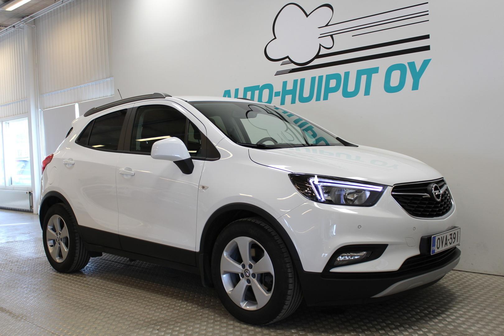 Opel Mokka, X Enjoy 1,4 Turbo ECOTEC 103kW **Juuri tullut** #Huippusiisti #Takuu voimassa #Automaatti