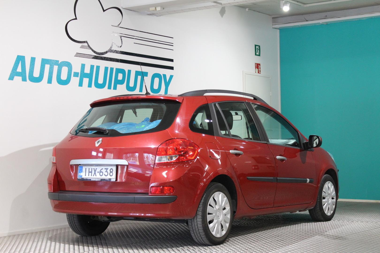 Renault Clio Sport Tourer, Expression 1,2 #Hyvin pidetty! #Vakionopeudensäädin! #Käsiraha alk.0e