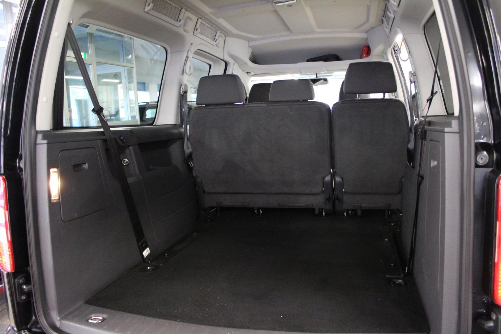 Volkswagen Caddy Maxi, Comfortline 1,6 TDI 75 kW DSG  #Tutkat #7-paikkainen #Hyvin pidetty #Webasto #Vakionopeudensäädin