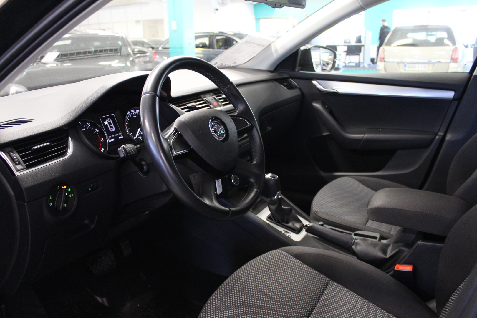 Skoda Octavia, 1,4 TSI DSG Autom.  #Huippusiisti  #Skoda ajoturva voimassa 02.01.2020 /176000km asti