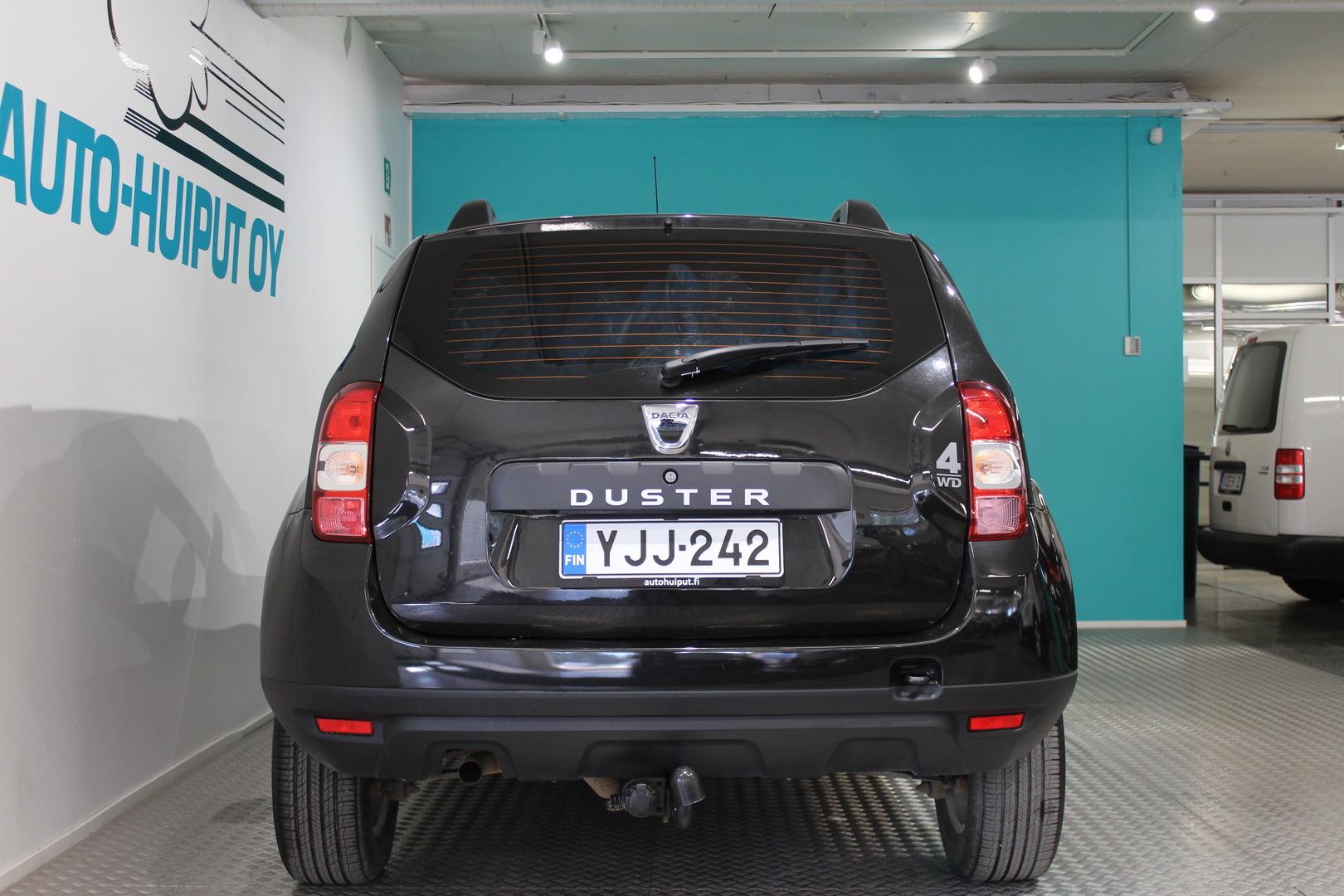 Dacia Duster, dCi 110 S&S 4x4 Edition 2016 #Webasto #Neliveto #Vakionopeudensäädin