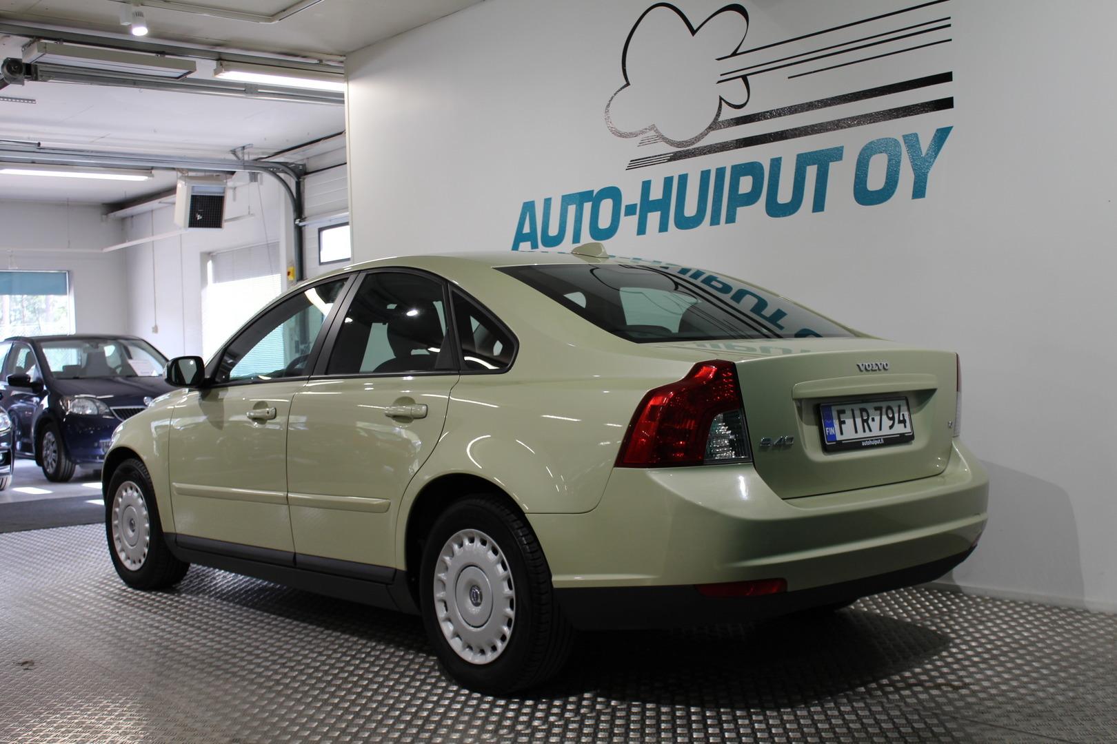 Volvo S40, 1,8 (125 hv) man #2-omisteinen **Juuri tullut** #Huippusiisti