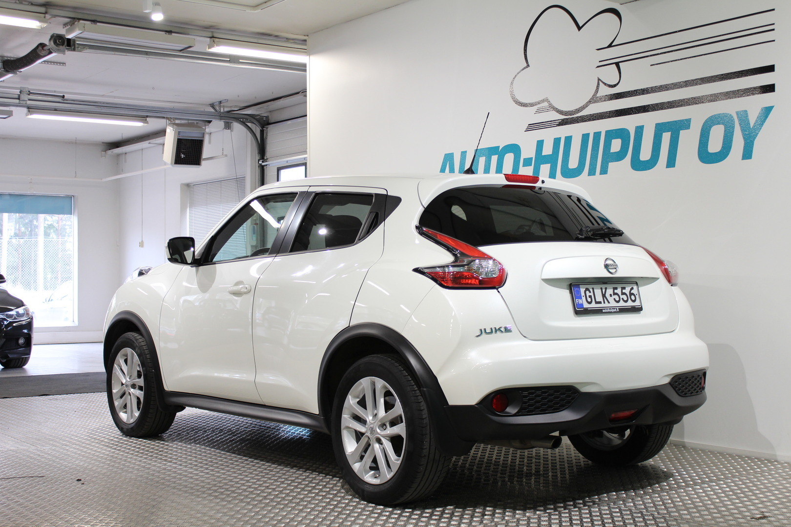 Nissan Juke, DIG-T 115 Acenta #1-Omisteinen #Hyvin Pidetty **Juuri Tullut**