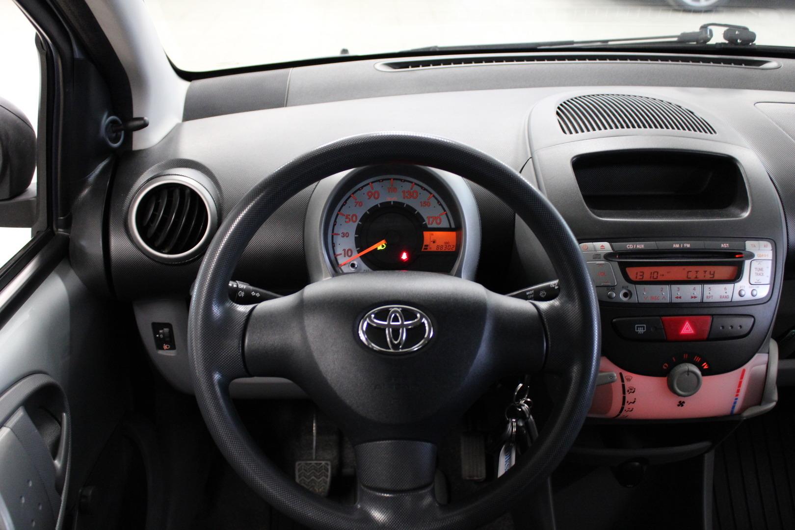 Toyota AYGO, 1,0 VVT-i 3ov. #Kätevä! #Siisti! #Käsiraha alk.0e