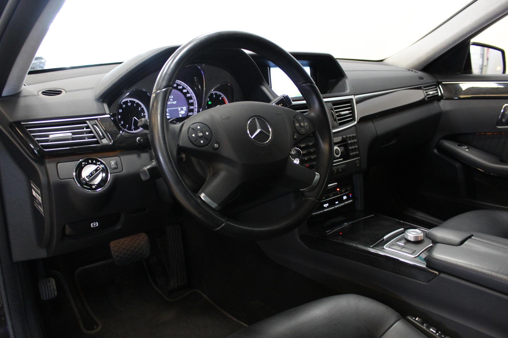 Mercedes-Benz E, 350 CDI BE A **Juuri tullut** #Siistikuntoinen #Nahat #Nightwision-kamera #Navi