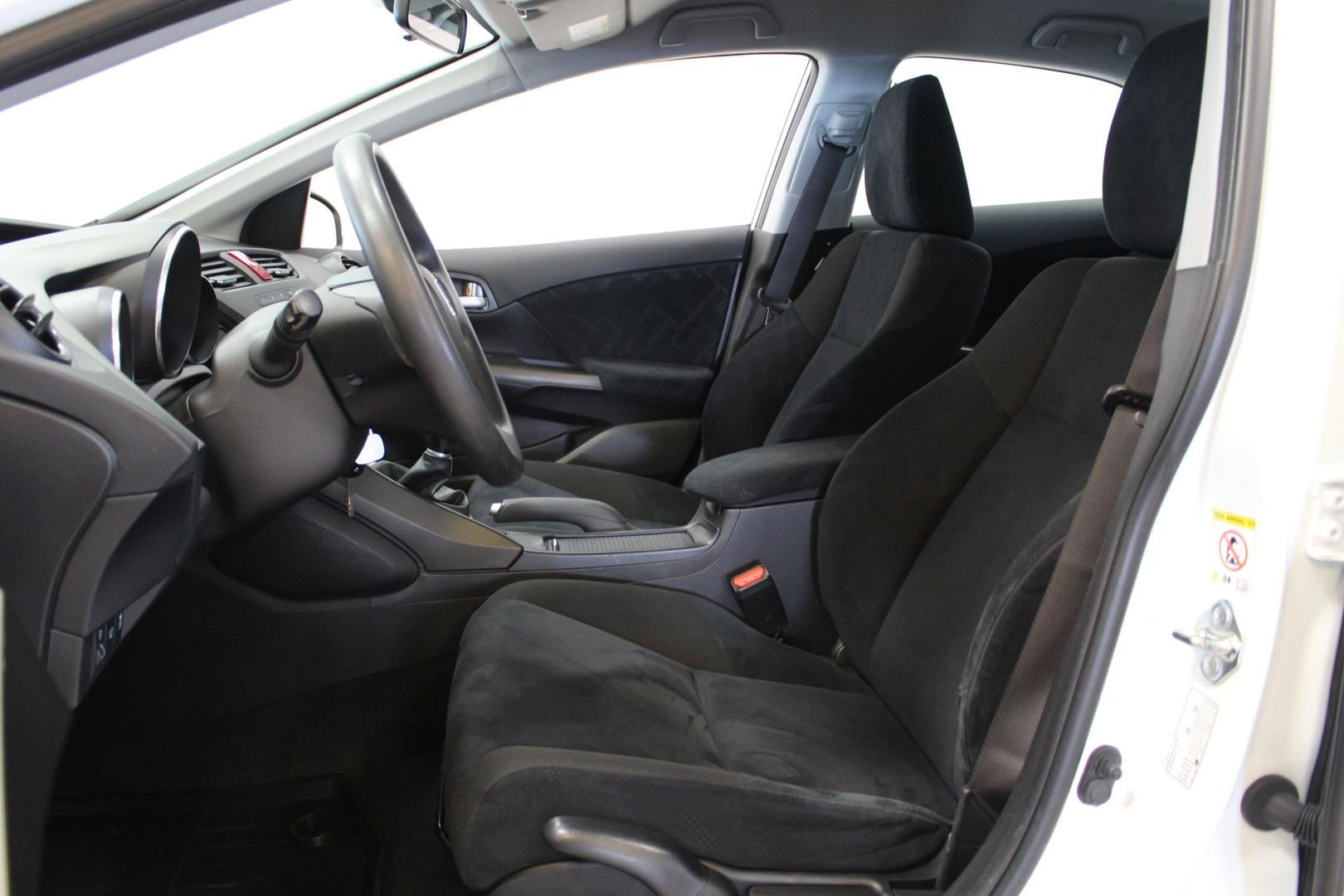 Honda Civic, 1,6 Comfort #Huippusiisti #Suomi-auto #Vähän ajettu