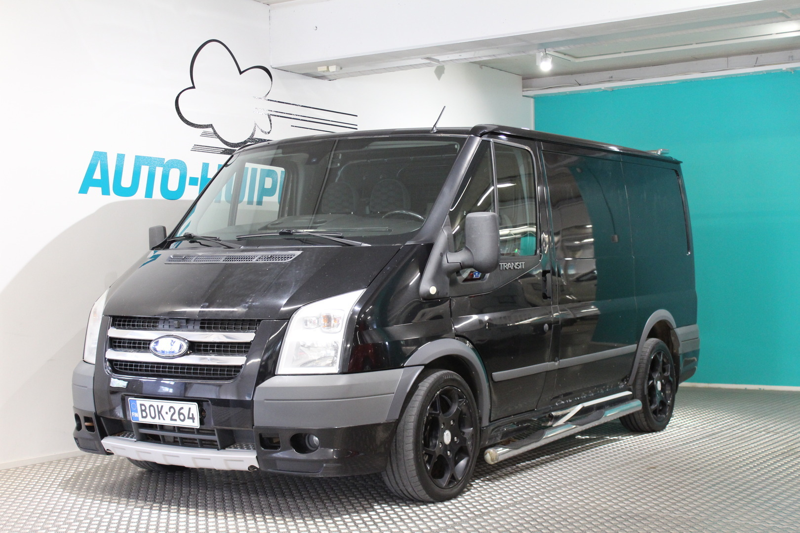 Ford Transit, SportVan N1 Van Sport FWD 4,36 Matala#1-Omisteinen #Alvillinen #Webasto **Juuri tullut**