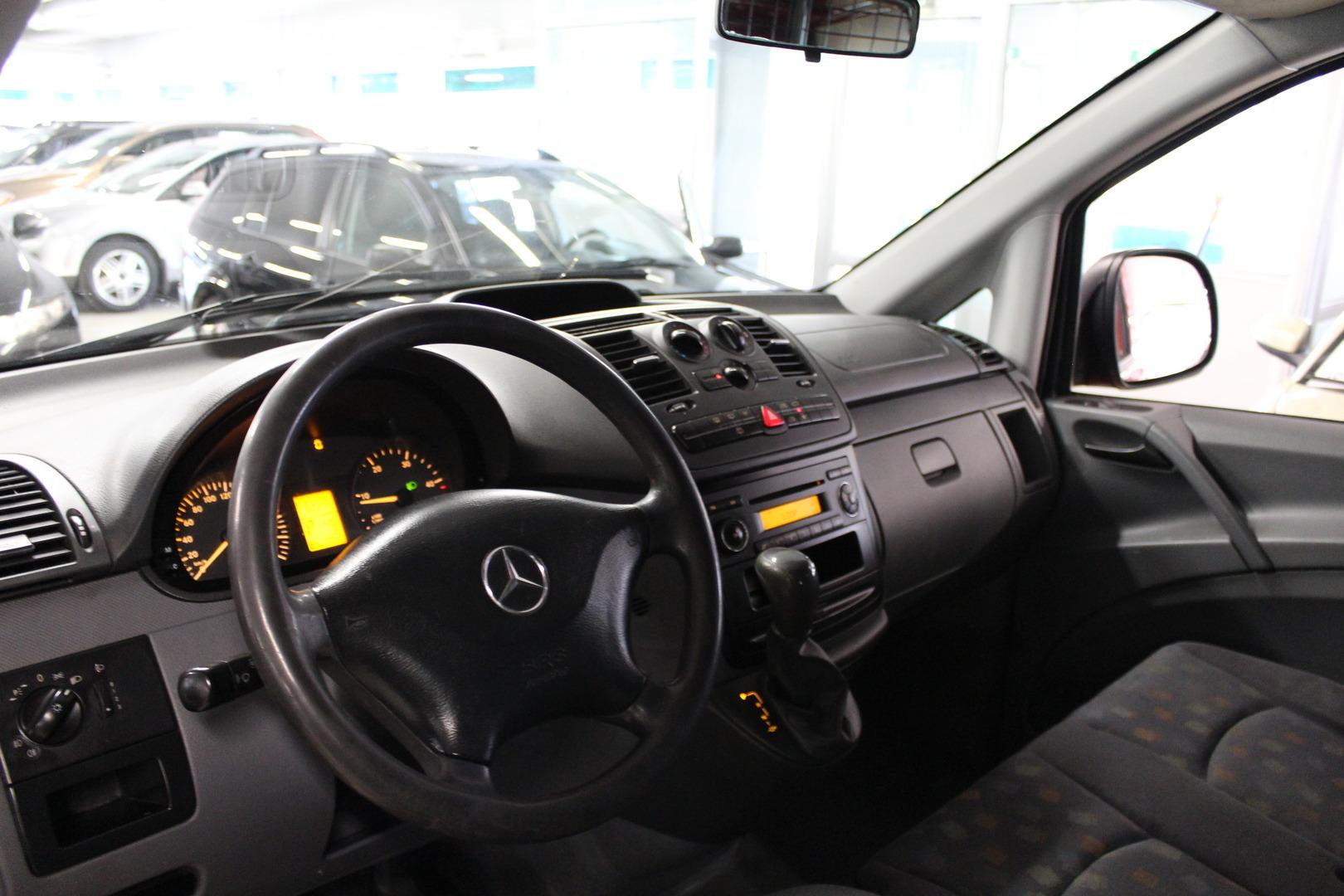 Mercedes-Benz Vito, 111 CDI Automaatti. Keskipitkä #Tuplaikkunoin!
