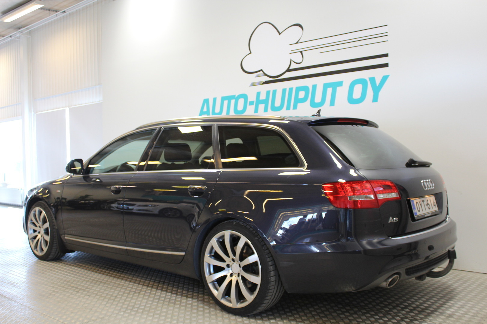 Audi A6, 2,0 TDI S line Business Plus **Juuri tullut** #Suomi-auto #Xenonit #Sporttipenkit