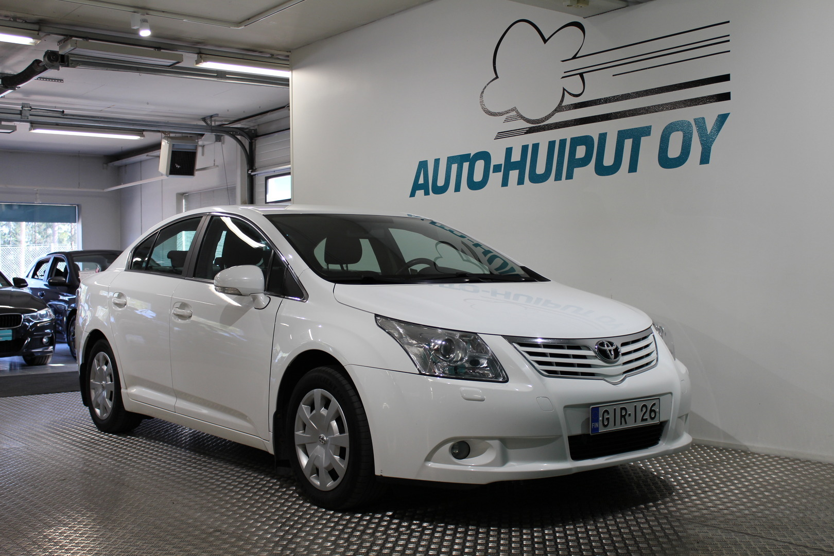 Toyota Avensis, 1,6 Valvematic Linea Terra #Huippusiisti **Juuri tullut** #Hyvin huollettu