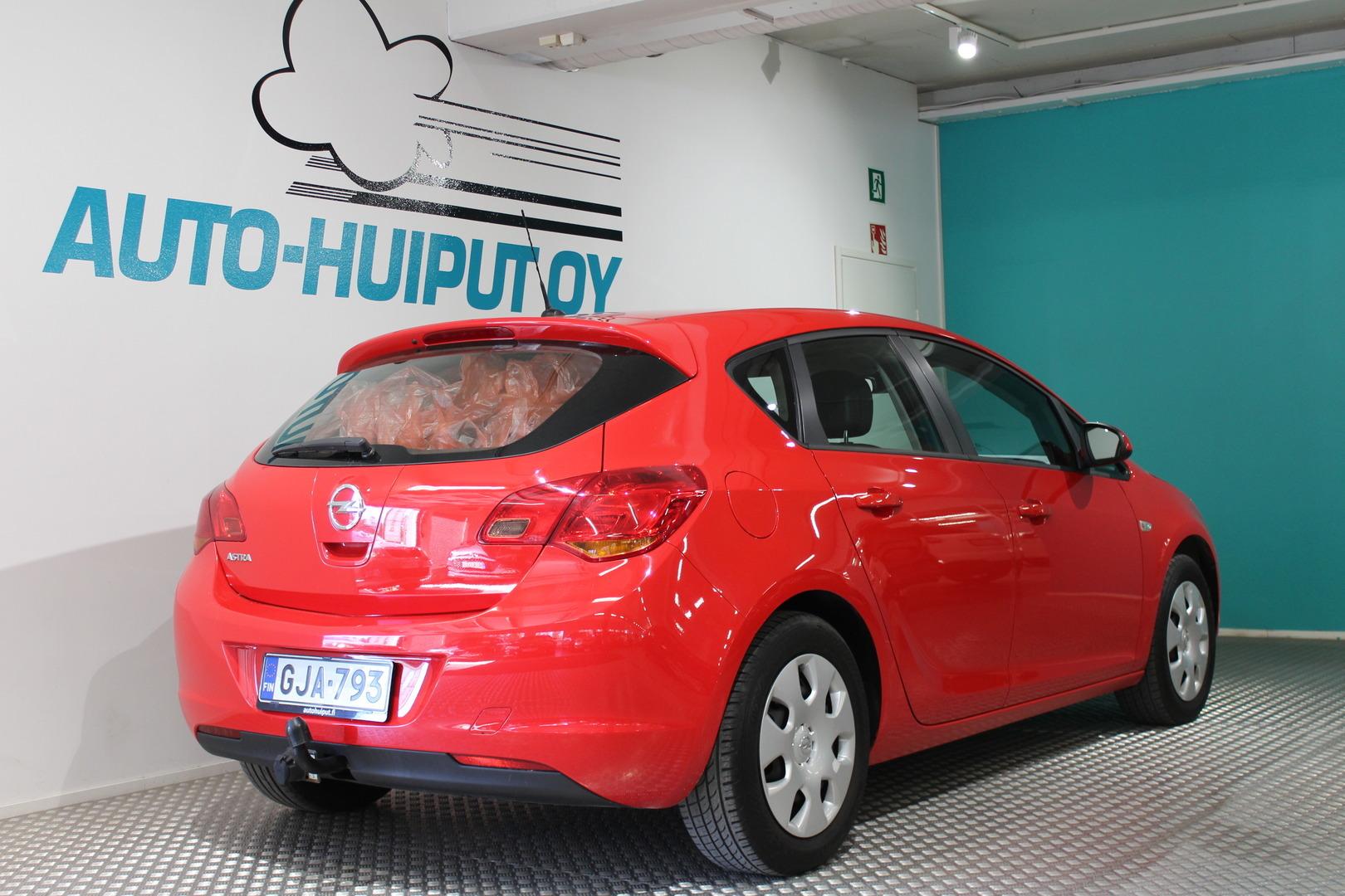 Opel Astra, 5-ov Enjoy 1,6 Ecotec 85kW #Siistikuntoinen #Hyvät varusteet **Juuri tullut**