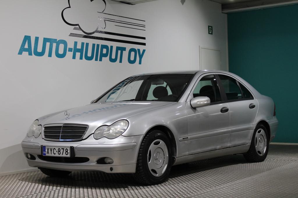 Mercedes-Benz C 220 CDI, 220CDI Classic Aut. #Soivapeli! #Ajamisen iloa! #Nopeimmalle!