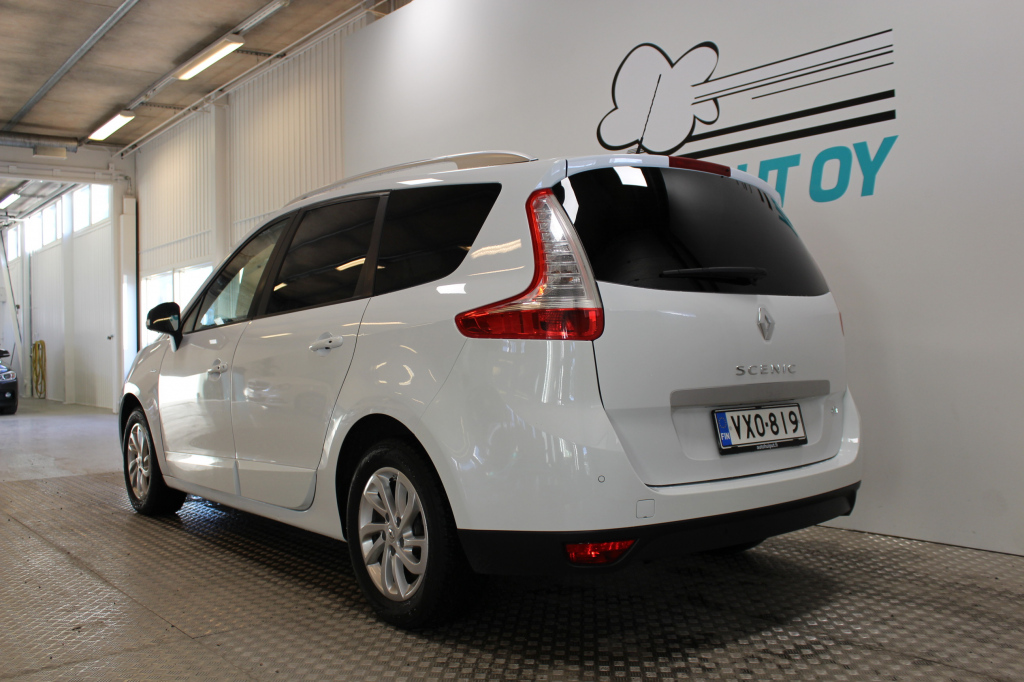 Renault Grand Scenic, 1.5dCi 110 Limited #Vähän ajettu #Hyvin varusteltu #7-paikkainen